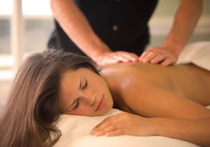 sociale media massage borst